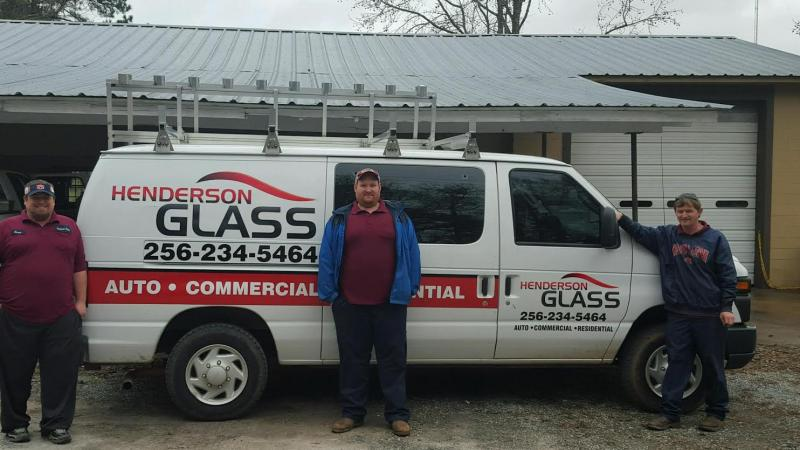 About Us Henderson Glass In Alexander City Al
